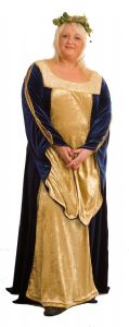 Lady Ellen Medieval Costume Plus Size